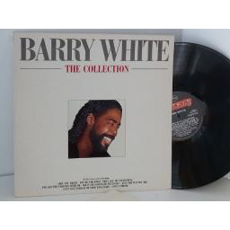 BARRY WHITE the collection, BWTV 1