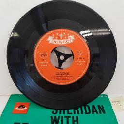 "TONY SHERIDAN WITH THE BEATLES, my bonnie + cry for a shadow, B side the saints (when the saints go marching in) + why, EPH 21610, 7"" EP"