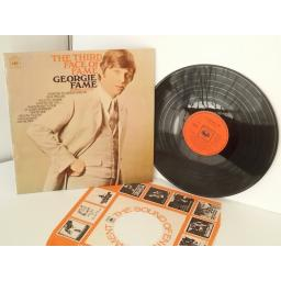 GEORGIE FAME the third face of fame, vinyl LP