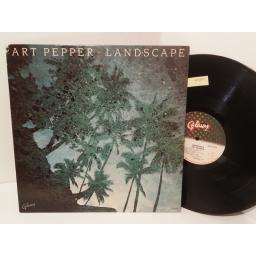 ART PEPPER landscape, GXY 5128