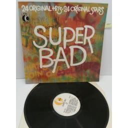 VARIOUS ARTISTS INCLUDING MARVIN GAYE STEVIE WONDER ISLEY BROTHERS super bad, NE 499