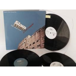 SLAM FEATURING TYRONE VISIONARY PALMER lifetimes, 3 x lp, soma 107