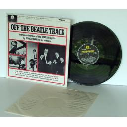 THE BEATLES and GEORGE MARTIN, off the Beatle track MONO. PMC 1227. XEX 473-1...