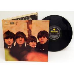 THE BEATLES for sale. UK MONO pressing on the YELLOW BLACK Parlophone label.