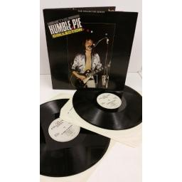 HUMBLE PIE humble pie, gatefold, 2 x lp, CCSLP 104