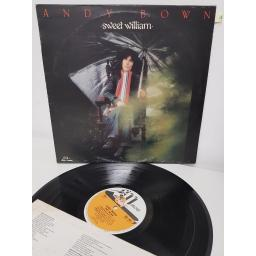 "ANDY BROWN, sweet william, GML 1001, 12"" LP"