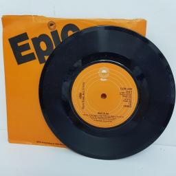 "ABBA, waterloo, B side watch out, S EPC 2240, 7"" single"