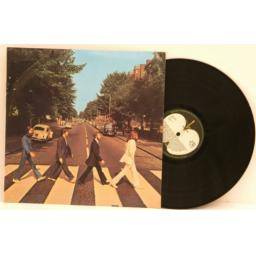 THE BEATLES, Abbey Road LP.