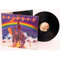 "Rainbow, RITCHIE BLACKMORES RAINBOW. 12"" VINYL LP. OYA2001"