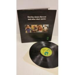 BARCLAY JAMES HARVEST barclay james harvest and other stories, gatefold, SHVL 794