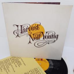 "NEIL YOUNG, harvest, REP 54005, 12"" LP"