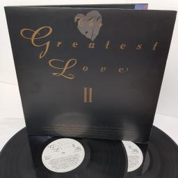 "THE GREATEST LOVE II, STAR 2352, 2x12"" LP, compilation"