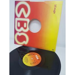 "EARTH, WIND & FIRE, let me talk, B side instrumental , S CBS 12 8982, 12"" single"