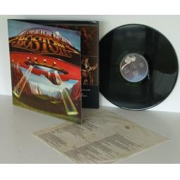 BOSTON don't look back First press Portugal 1978 EPIC [Original recording]