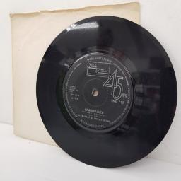 "JUNIOR WALKER & THE ALL STARS, what does it take (to win your love), B side brainwasher, TMG 712, 7"" single"