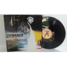 DYNAMITE MC ride, 12 inch single, EW 288T
