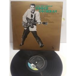 EDDIE COCHRAN the very best of Eddie Cochran TENTH ANNIVERSARY ALBUM LBS83337