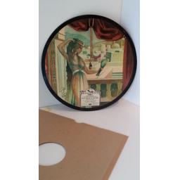 MASSENET. HERODIADE & THAIS. SATURN RECORDS 78 rpm PICTURE DISK