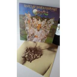 BARCLAY JAMES HARVEST octoberon, 2442 144, embossed sleeve