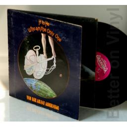 VAN DER GRAAF GENERATOR, H to He who am the only one.
