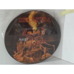 SEPULTURA arise, picture disc, RO 9328 8