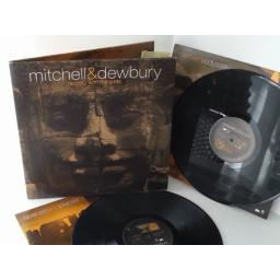 MITCHELL & DEWBERRY rapping with the gods, gatefold, double album, 3400768