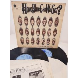 "HOW BLUE CAN WE GET?, PR 45/46, 2x12"" LP"