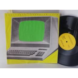 SOLD: KRAFTWERK computer love, 12EMI 5207