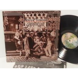 ALICE COOPER alice cooper's greatest hits, K 56043