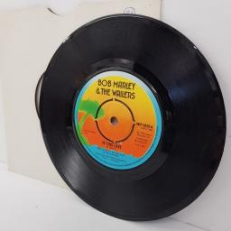 "BOB MARLEY & THE WAILERS, is this love, B side crisis (version), WIP 6420, 7"" single"