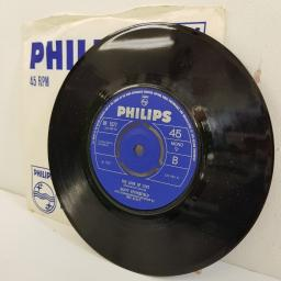 "DUSTY SPRINGFIELD, give me time, B side the look of love, BF 1577, 7"" single, mono"