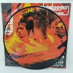 THE STOOGES, fun house, 8122 73675-1, 12 inch LP, picture disc