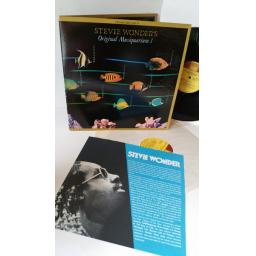 STEVIE WONDER original musiquarium, 2 x lp, gatefold, 6002 TL2