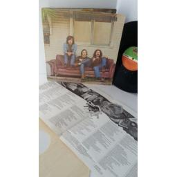 CROSBY, STILLS & NASH crosby, stills & nash, gatefold, K40033