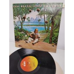"DAVE MASON, split coconut, S 69163, 12"" LP"