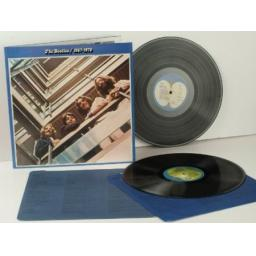 THE BEATLES, 1967 to 1970 The blue album. Early UK pressing 1973. Apple. [Vinyl]