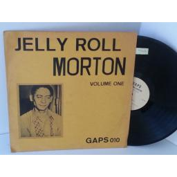 JELLY ROLL MORTON volume one, GAPS 010