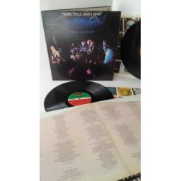 CROSBY, STILLS, NASH & YOUNG 4 way street, gatefold, 2 x lp, SD 2902