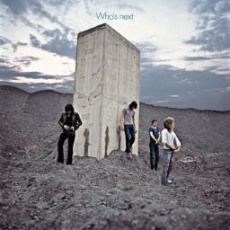SOLD: THE WHO, who's next