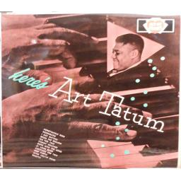 ART TATUM. here's
