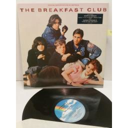SOLD: THE BREAKFAST CLUB, original motion picture soundtrack, AMA 5045