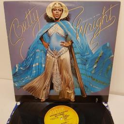 "BETTY WRIGHT, betty travelin' in the wright circle, 4410, 12"" LP"