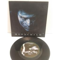 FIELDS OF THE NEPHILIM moonchild. 7 inch picture sleeve. SIT52