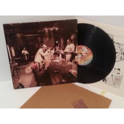 LED ZEPPELIN in through the out door, SSK 59410, paper bag sleeve