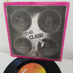 "THE CLASH, complete control, B side the city of the dead, S CBS 5664, 7"" single"