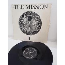 "THE MISSION, I, CHAP 6, 12"" single"