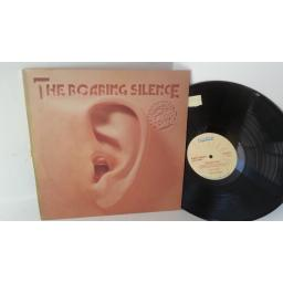 MANFRED MANN'S EARTH BAND the roaring silence, ILPS 9357