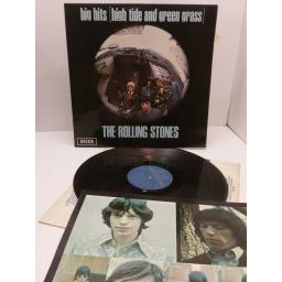 THE ROLLING STONES big hits high tide and green grass, TXS 101