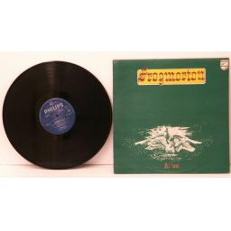 FROGMORTON, Frogmorton. Very rare.First UK pressing. 1976. Record label: Philips
