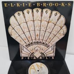 "ELKIE BROOKS, pearls, ELK 1981, 12"" LP"